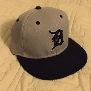 Detroit Tigers hat New Era Size 7